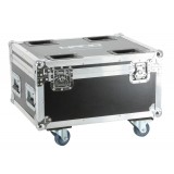 Flightcase pour 2 x SCAN-LED/60W