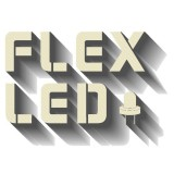 FLEX IP20 60 LEDs/m ambre 24 V 5 m