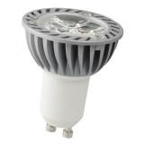 Lampe à LEDs 3 x 1 W, blanc chaud, 230 V~