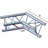 Angle 2 départs triangulaire 120°