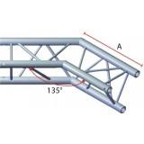 Angle 2 départs triangulaire 135°