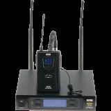 Système UHF, simple, avec émetteur ceinture