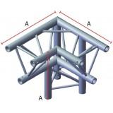 Angle 3 départs triangulaire 90°