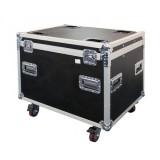 Flightcase pour 2 lyres